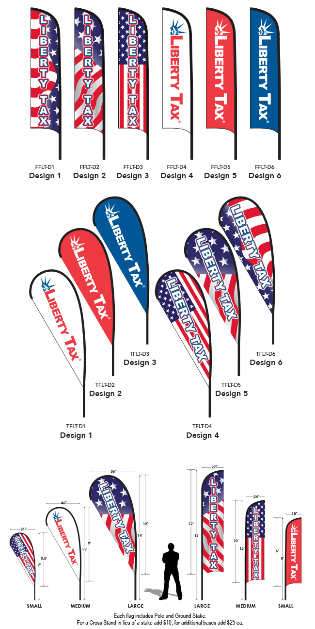 LIBERTY_Flags_Teardrops_Sizes