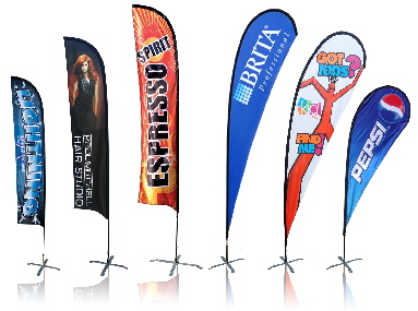 feather flags air puppets advertising inflatable and more. Black Bedroom Furniture Sets. Home Design Ideas