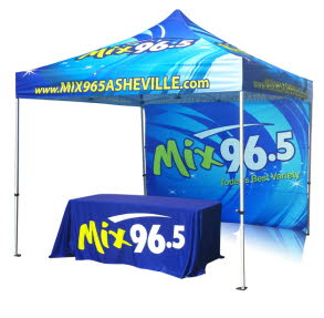 10 x 10 FT Promotional Tent  sc 1 st  Inflate Co & Vendor Tents and Marketing Tents